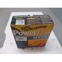 Elektryzator POWER PLUS M1000